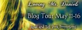 Review Tour: Loving Mr. Daniels