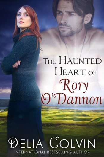 Book Tour and Review: The Haunted Heart of Rory O'Dannon