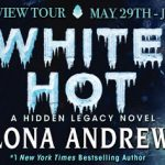 Review Tour: White Hot by Ilona Andrews