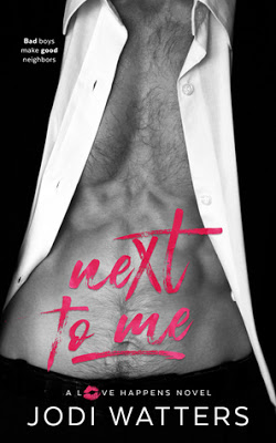Book Review: Next to Me by Jodi Watters