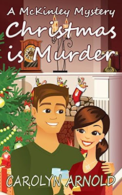 Christmas Is Murder by Carolyn Arnold