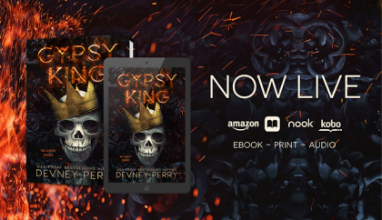 Book Review Tour: Gypsy King by Devney Perry