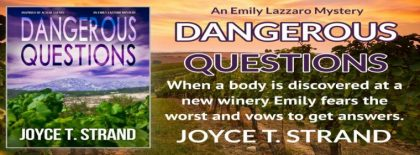 Review: Dangerous Questions by Joyce T Strand