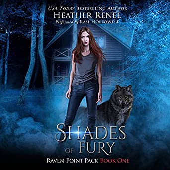 Audio Book Review: Shades of Fury by Heather Renee