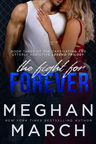 Review Tour: The Fight For Forever by Meghan March