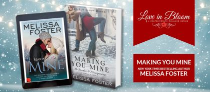 Book Review Tour: Making You Mine by Melissa Foster