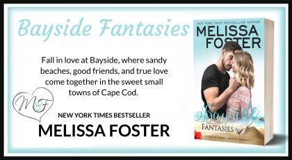 Book Review Tour: Bayside Fantasies by Melissa Foster