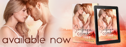 Review Tour: Southern Comfort by Natasha Madison