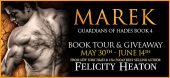 Blog Tour and Giveaway: Marek by Felicity Heaton