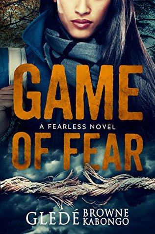 Review: Game of  Fear by Glede Browne Kabongo