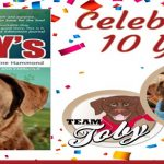 Book Tour: On Toby's Terms