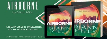 Review: Airborne by DiAnn Mills