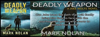 Review: Deadly Weapon by Mark Nolan