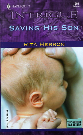 Saving His Son by Rita Herron