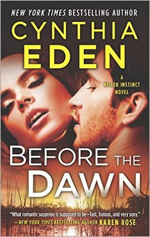 Before the Dawn  by Cynthia Eden