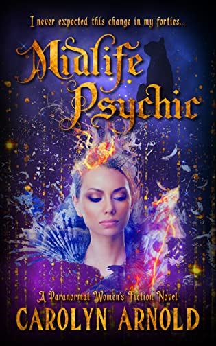 Midlife Psychic by Carolyn Arnold